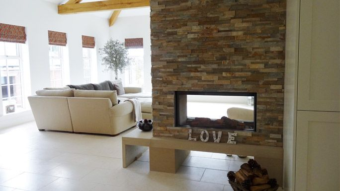 Bespoke fireplace designs offer the complete design, manufacture and installation service, and we can even design and install a flue system for your exclusive fireplace.