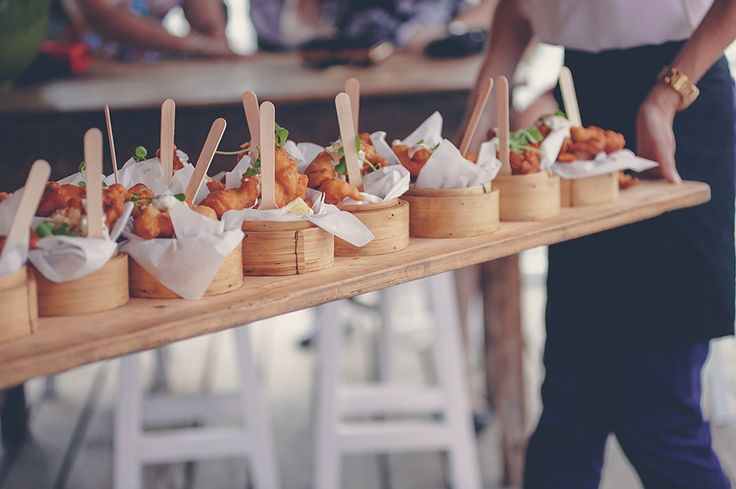 Delicious treats at The Boathouse, Palm Beach | Photo Credit: Popcorn Photography
