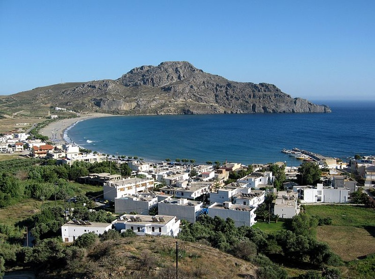 Plakias Creta Greece