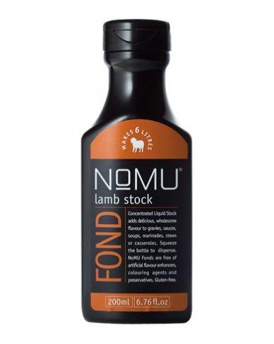 NoMU Lamb FOND. The best.