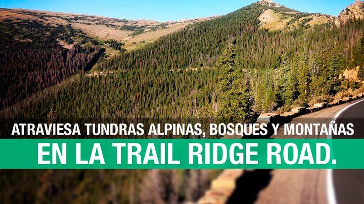 Trail Ridge Road Colorado: un paseo de altura por las montañas Rocosas