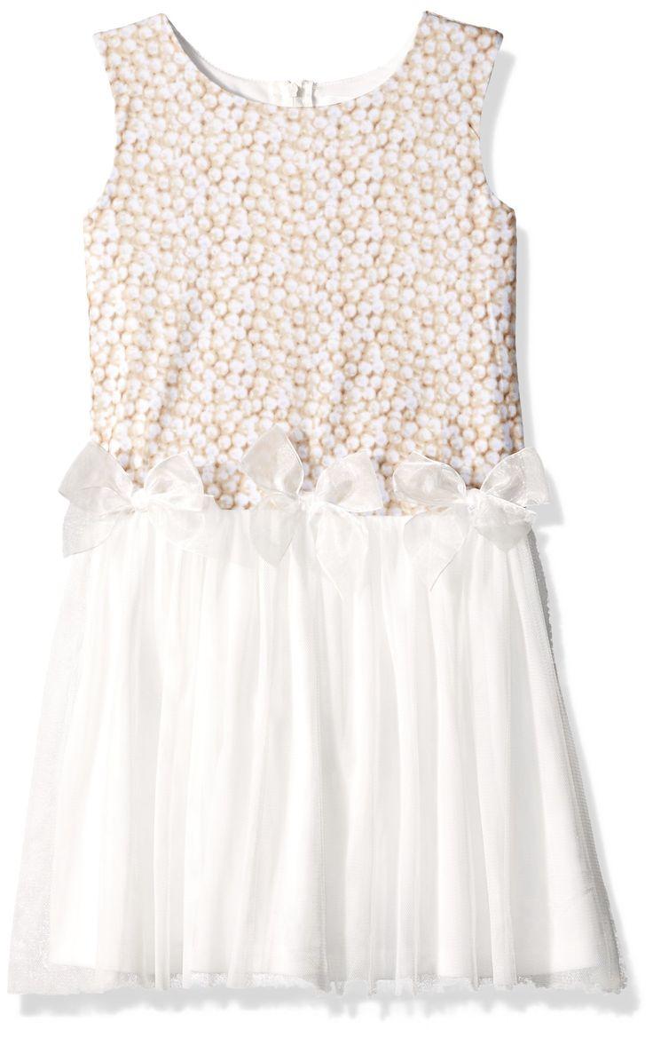 Lavender little girls toddler dress sleeveless knit bodice