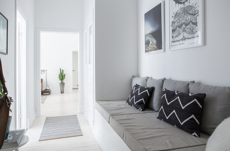 Location Built sofa that can be converted into bed