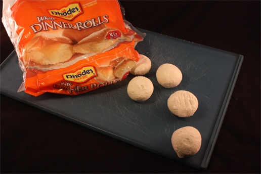 Rhodes frozen bread products ~ rolls, cinnamon rolls, bread loaves ~