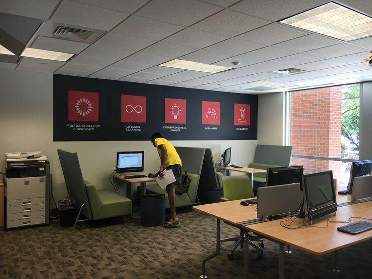 Workroom SKEMA Business School Raleigh Campus North Carolina