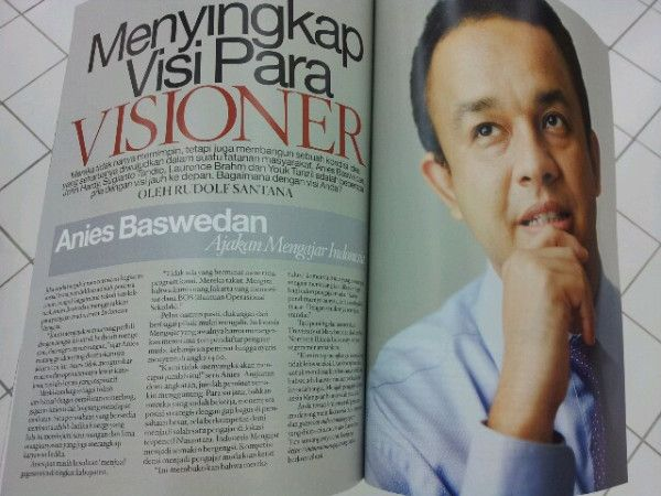 BestLife Magazine , December, via @rahmanadi