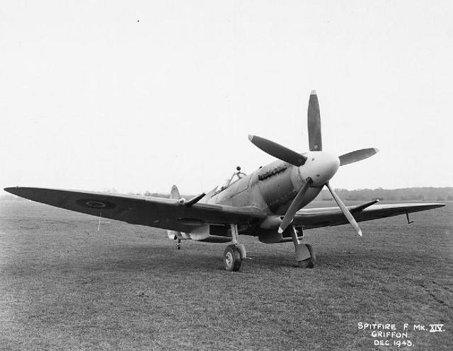 #flickr #plane #WW2 #Spitfire