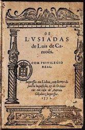 Os Lusiadas. Luis de Camoes