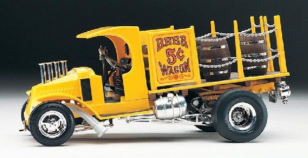 LAST CAVALRY LLC - Revell Monogram - Tom Daniel's Beer Wagon Show Rod, $22.00…