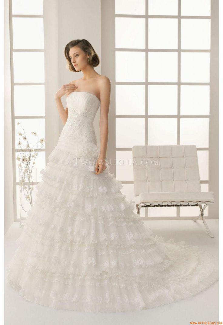 59 besten wedding dresses rosa clara 2013 Bilder auf Pinterest ...