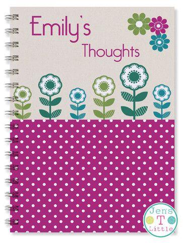 Flower Doodle Pad