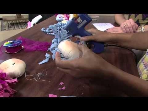 Mulher.com 28/02/2013 Andrea Malheiros - Dicas de cabelo de boneca parte 2 - YouTube