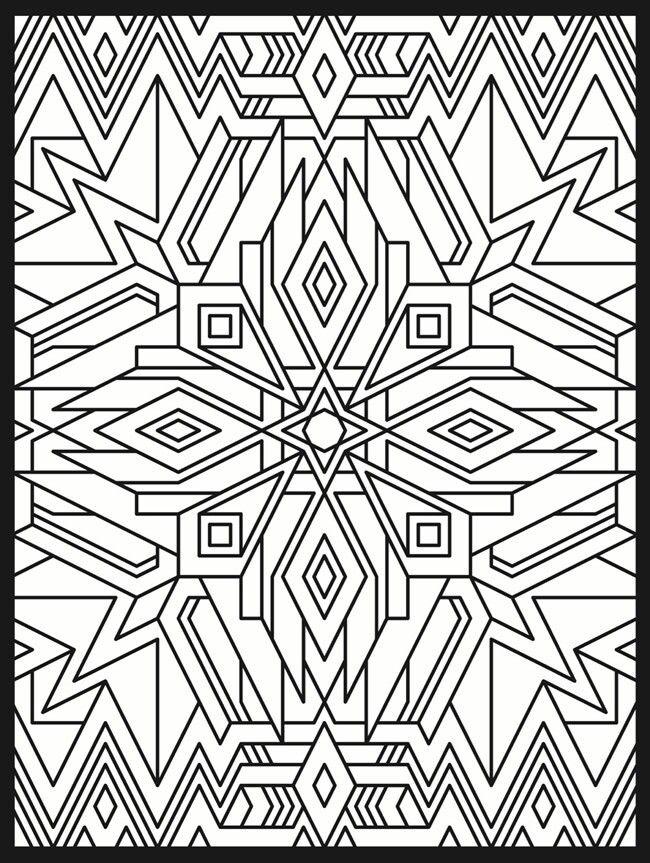 70 best Coloring Pages images on Pinterest | Malbücher, Mandala ...