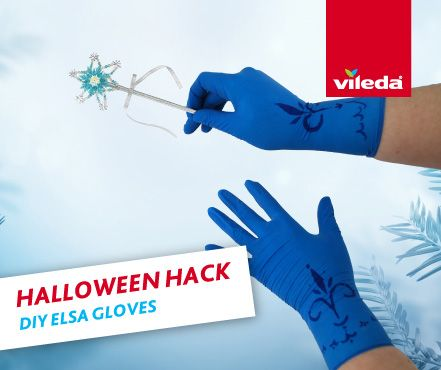 All good Halloween costumes need a pair of gloves - why not DIY with Ansell KIDZ Gloves?