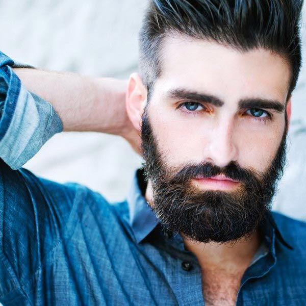 Model Joel Alexander's perfect #beard