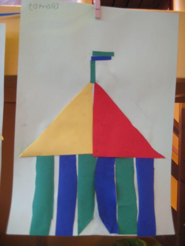 Bricolage sur le cirque