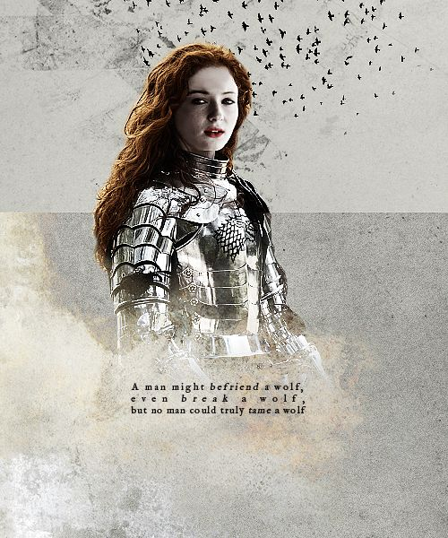So Sansa will kill Petyr and take over the Vale as Queen in the North