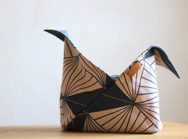 TilliT: Kokka-Origami