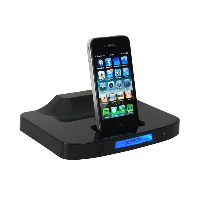 Stacja dokująca URC - PSX-2 (iPhone,iPod)