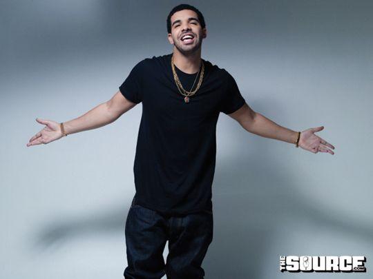 Drake Photo Shoot With The Source Magazine