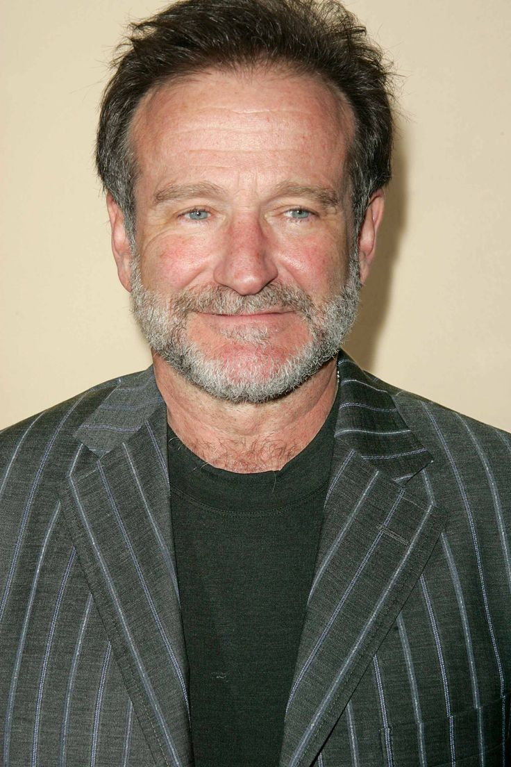 8/11/4014 LOVED AND ADMIRED , KIND AND FREE SPIRITED  Oscar winner and comedian Robin Williams died this morning at 63 , may he rest in peace....