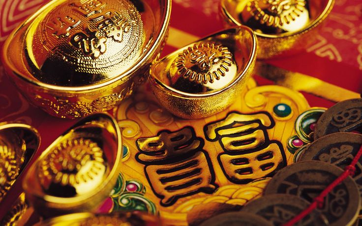 chinese new year ornament hd picture