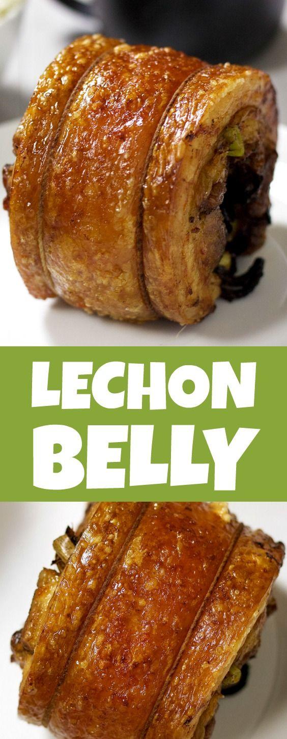 Filipino Lechon Belly