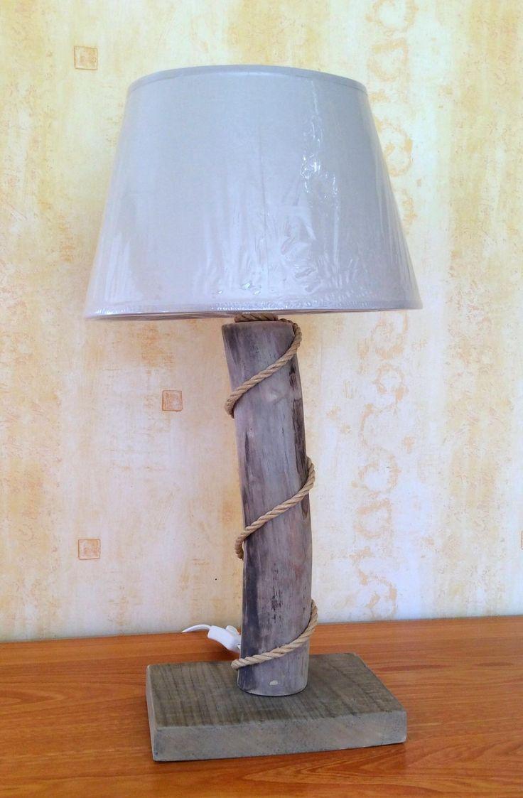 61 les meilleures images concernant lampes bois flott sur for Lampe en bois flotte creation