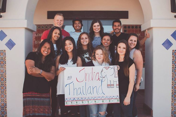 IndThai Team! So blessed by having the privilege to lead next to Missa this group of amazing students on outreach to Thailand and India! Please keep us in your prayers while we start organizing everything also you can pray for provision to pay this trip! If you consider that you want to be part and donate something please contact me thank you! Blessings!!// Equipo IndTai! Muy bendecida por tener el privilegio de dirigir junto con Missa a este grupo de estudiantes en su viaje misionero a…
