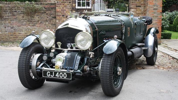 Bentley 'Meteor'