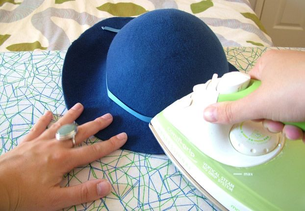 HATSTEPBYSTEP_07....idea how to start a floppy hat
