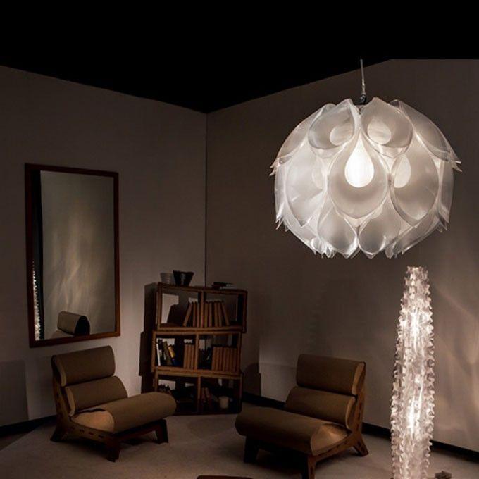 Casa Slamp Cardboard House By Slamp Creative Team And Nigel Coates Created  To Display Lighting Designs By Zaha Hadid.