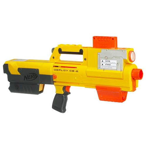 Nerf Deploy.  (Add front end of longstrike to the front of this and paint together)