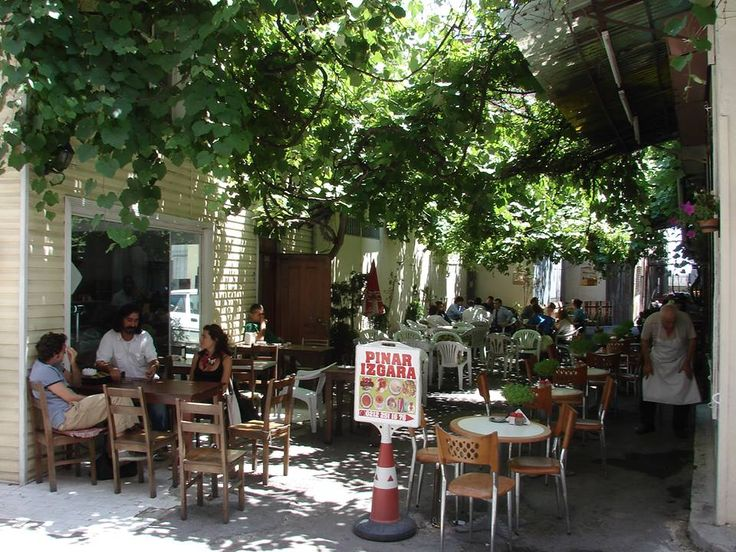 Aquí almorzamos hoy en #Estambul #DionisioPimiento #Food #Foodie