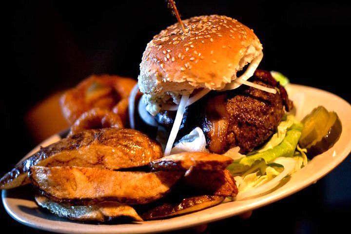 RF O'Sullivan's burger