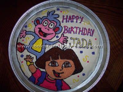 Happy Birthday Dora Cakes   funny birthday quotes for girls. Birthday Quotes To Boss.