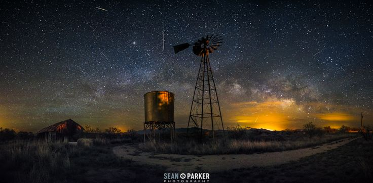 A photo of the 2015 Lyrid meteor shower, captured by photographer Sean Parker outside Tucson, Arizona. While that annual meteor shower is caused by comet debris burning up in Earth's atmosphere, a Japanese startup hopes to create its own, artificial showers on demand.