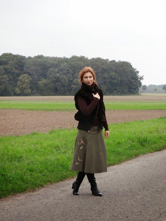 Szafa marzeń – w poszukiwaniu własnego stylu. Country Lady | Lady and the dress