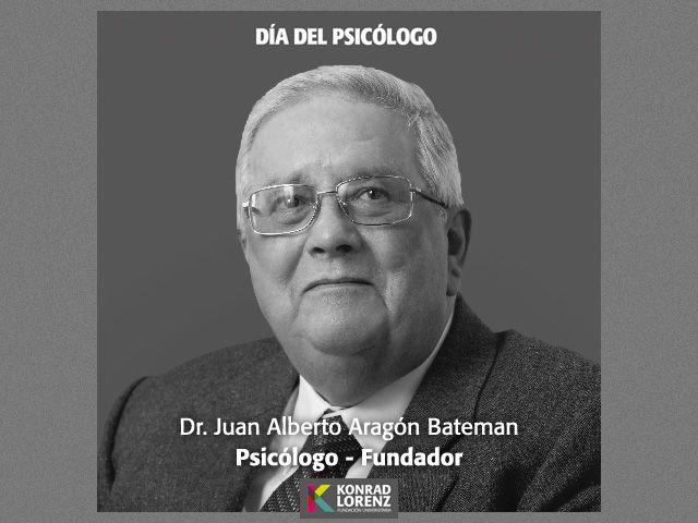 La Facultad de Psicología celebra este miércoles 20 de noviembre el Día del Psicólogo en homenaje al Dr. Juan Alberto Aragón Bateman, fundador de nuestra institución, con una serie de eventos académicos que buscan exaltar la labor del psicólogo. En nombre de toda la comunidad enviamos a los estudiantes, egresados y docentes de la Facultad, un feliz día y una cordial invitación a participar en las actividades. Agenda completa del día en http://uklz.info/kpsicologo2013