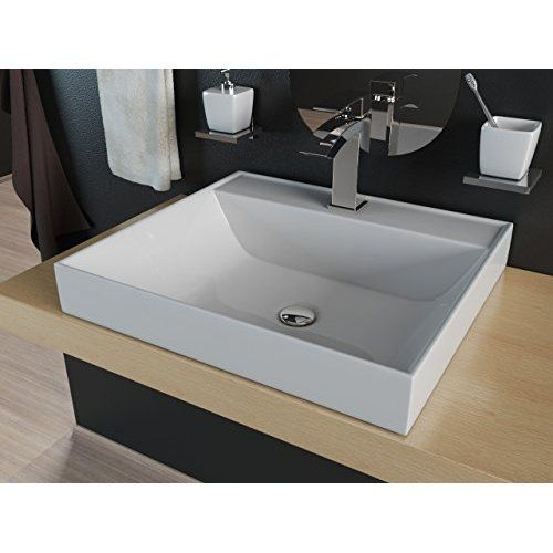 die besten 25 aufsatzwaschbecken eckig ideen auf pinterest saubere duschfliesen wc mit bidet. Black Bedroom Furniture Sets. Home Design Ideas