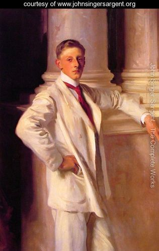 Portrait of Lord Dalhousie