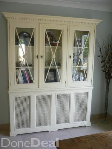 DRESSERS For Sale in Clare : €380 - DoneDeal.ie - hiding a radiator!