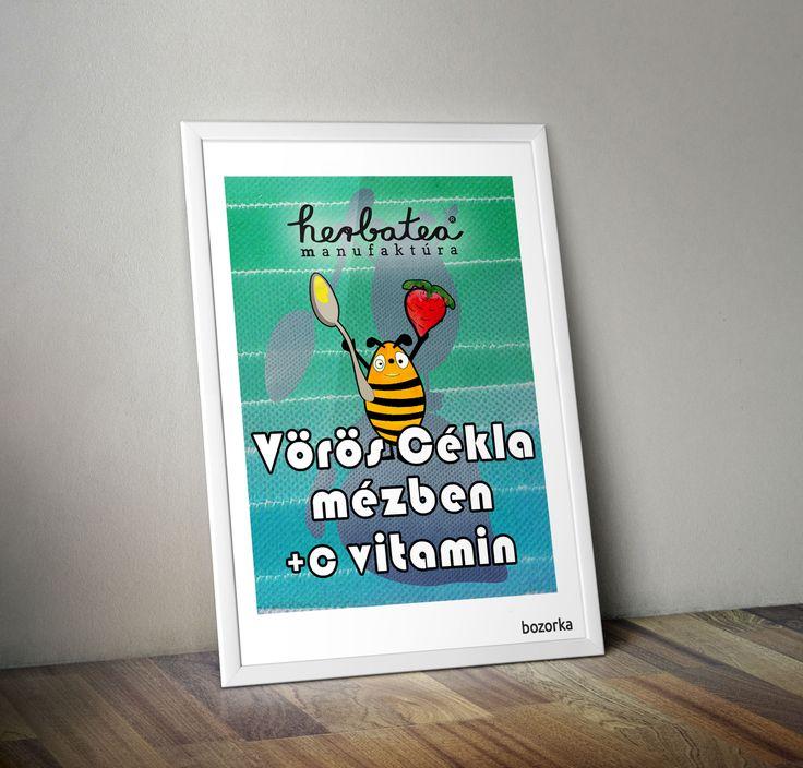 packaging honey redesign