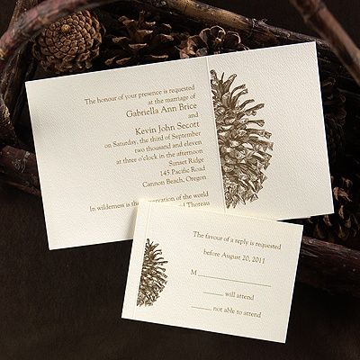 Pining Over You - Invitation 100 for $179.90