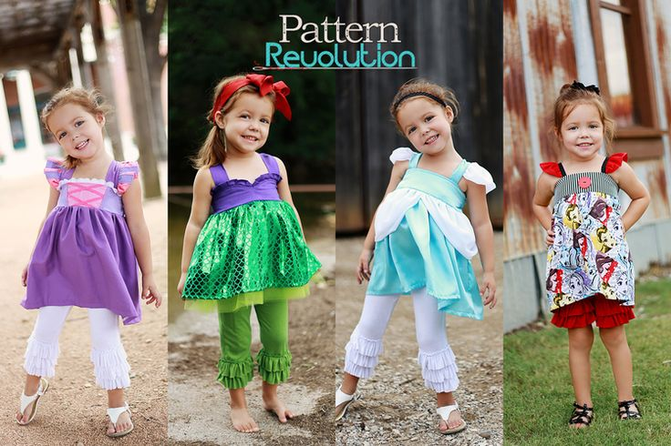 Sewing with your Kids: Even toddlers can participate!!! — Pattern Revolution