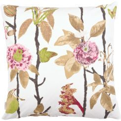 Mairo Flowerwall cushion cover. Designed by Tess Jacobson.