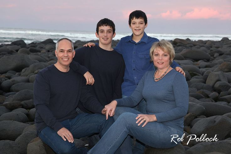Family #portrait at the #beach. www.pollocks.co.za