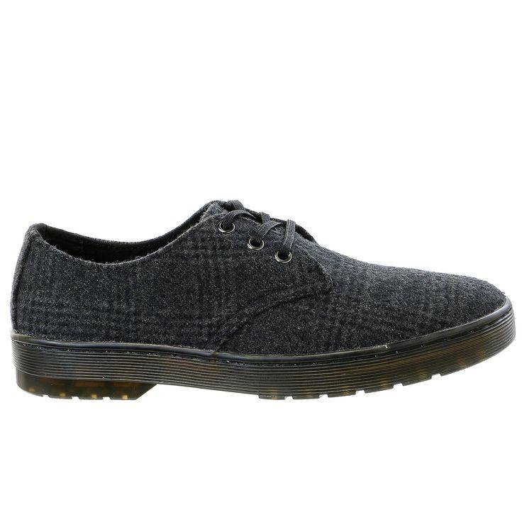 Dr. Martens Delray 3 Eye Fashion Sneaker Oxford Shoe - Mens from AllSportsWearUSA