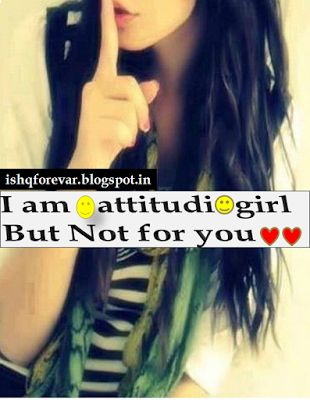 ishq forever: I am attitudi girl