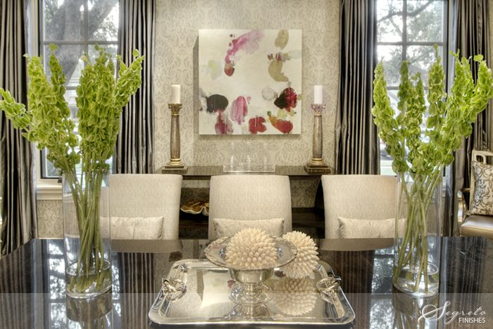 Florentine Dining Room: 22 Best Images About Cool Modern Interiors On Pinterest